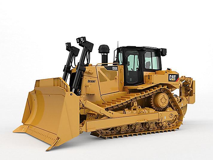 Cat D8R (C15 ACERT™) - Phú Thái Cat