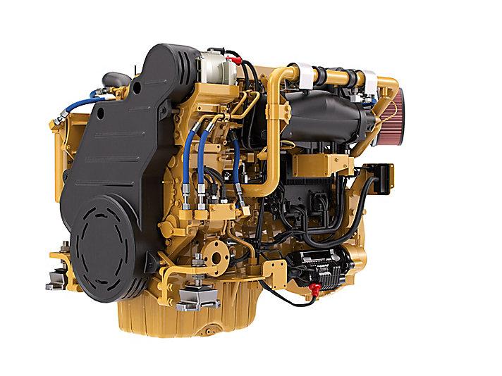 Động cơ phụ trợ C9.3 - Phú Thái Cat