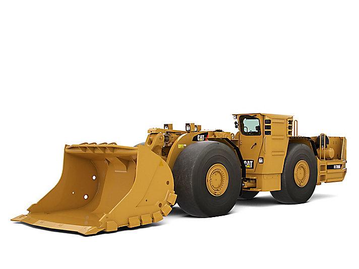 Máy xúc lật hầm lò qua sử dụng - Phú Thái Cat