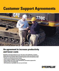 Thỏa thuận hỗ trợ khách hàng