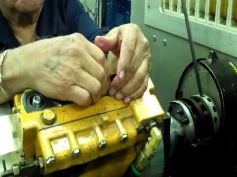 Sửa chữa bơm phun kim nhiên liệu
