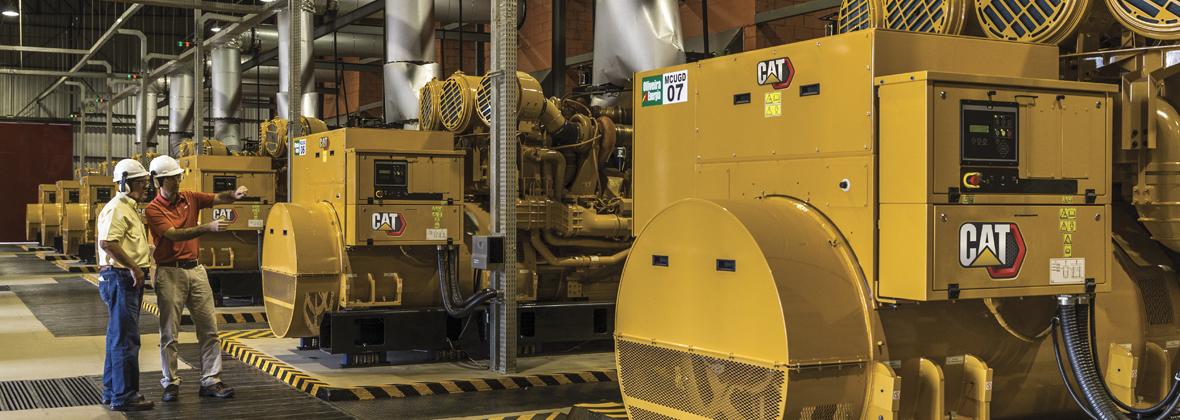 Máy phát điện & Động cơ - Phú Thái Cat
