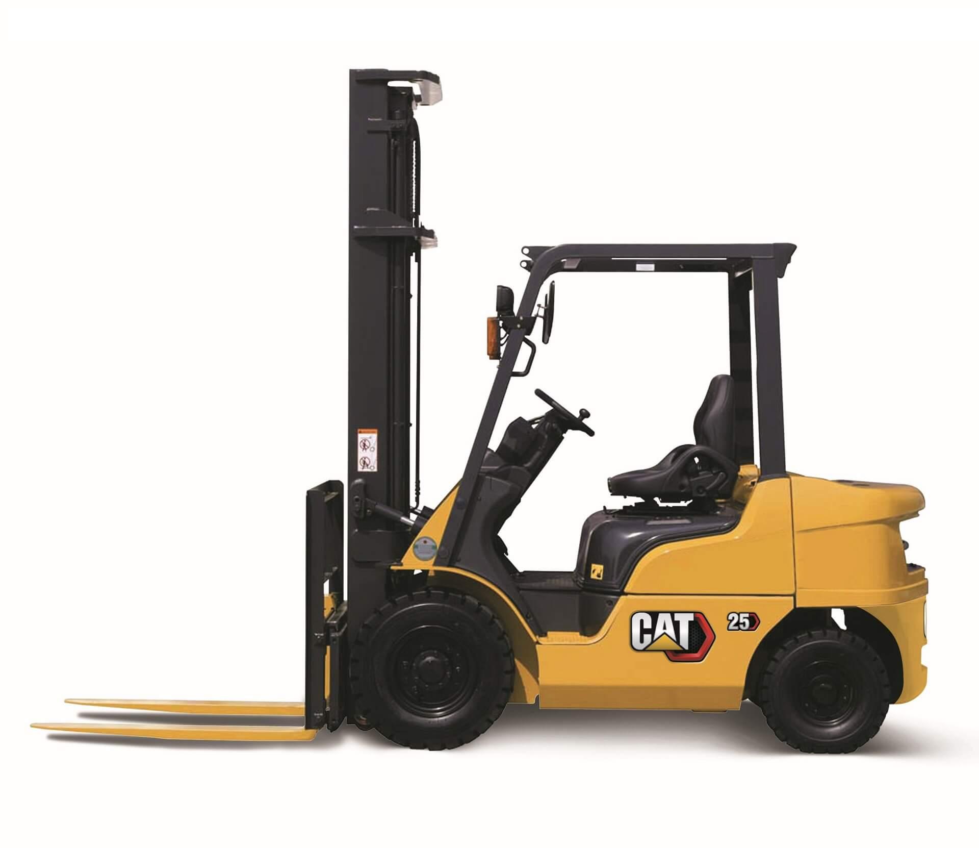 Xe nâng dầu/xăng/LPG - Phú Thái Cat