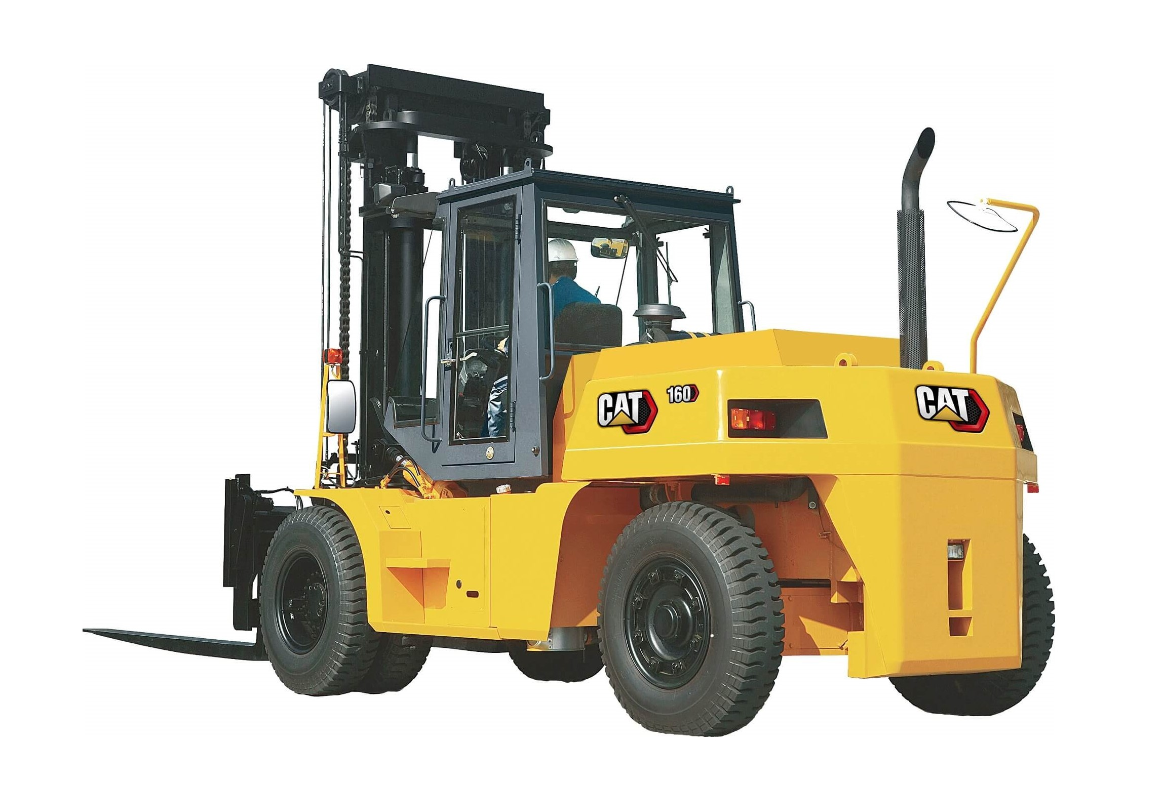 Cat DP100-160(S)NL - Phú Thái Cat