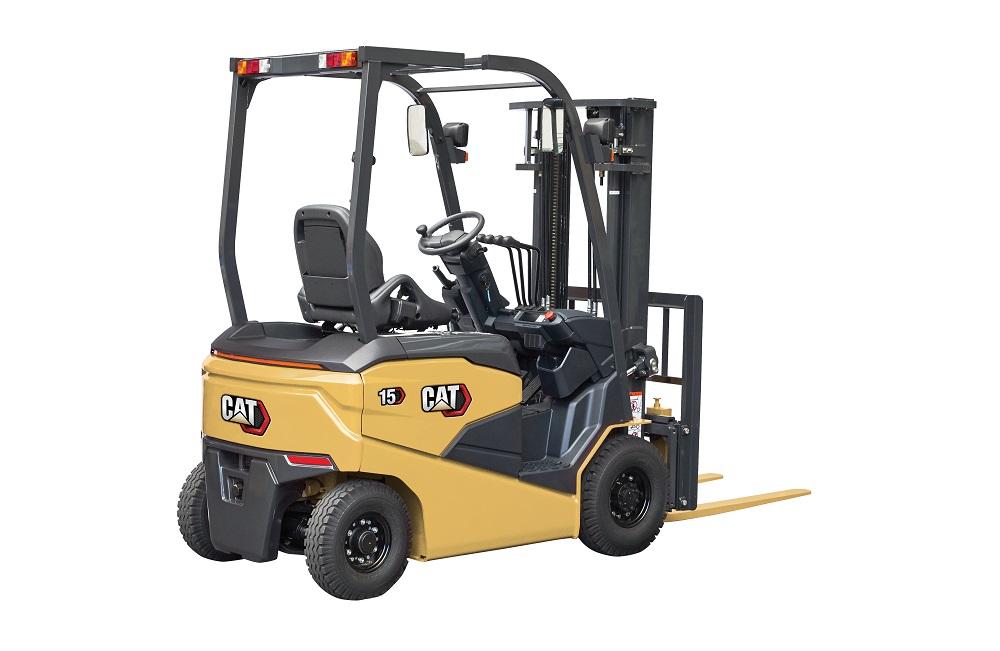 Xe nâng điện Cat - Phú Thái Cat