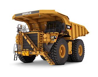 Xe tải tự đổ khung cứng Cat - Phú Thái Cat