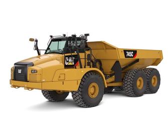 Xe tải tự đổ khung mềm Cat - Phú Thái Cat