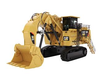 Máy xúc đào khai mỏ Cat - Phú Thái Cat
