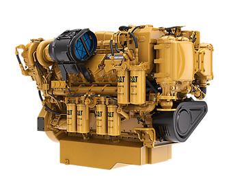 Động cơ máy thủy - Phú Thái Cat