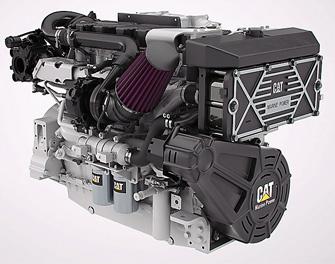 Động cơ đẩy hiệu suất cao - Phú Thái Cat