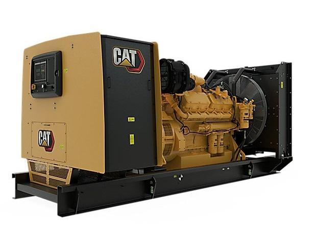 Máy phát điện Cat® 3412C (50 HZ) - Phú Thái Cat