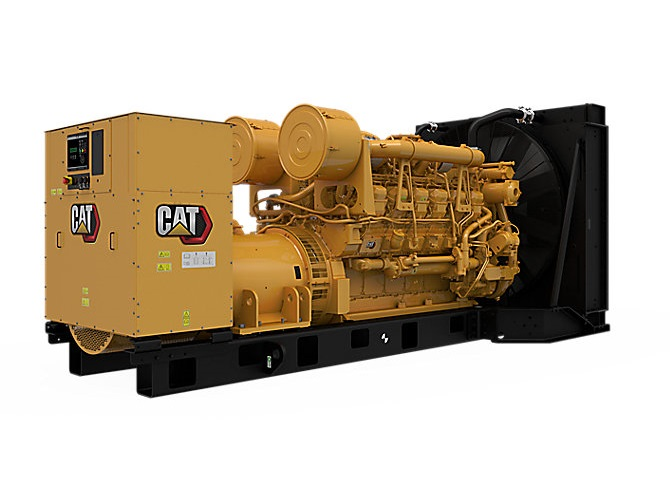 Máy phát điện Cat® 3512B (50 HZ) - Phú Thái Cat