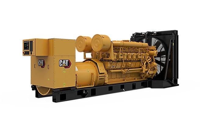Máy phát điện Cat® 3516 (50 HZ) - Phú Thái Cat