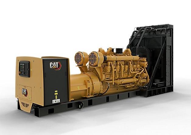 Máy phát điện Cat® 3516E (50 HZ) - Phú Thái Cat