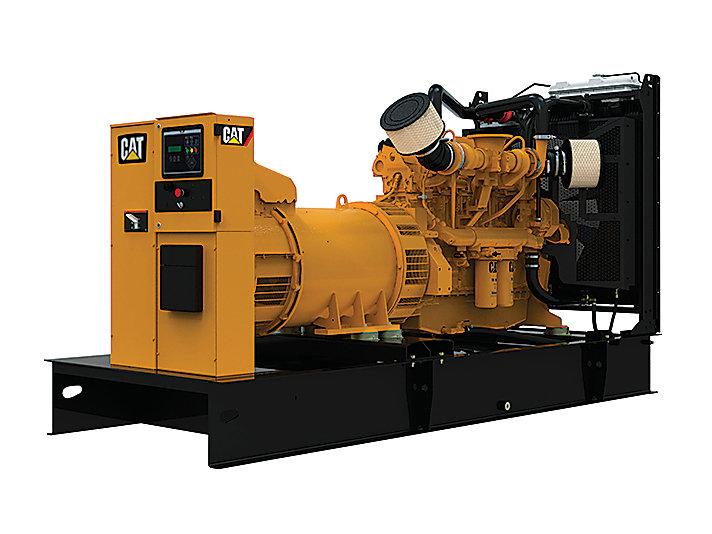 Máy phát điện Cat® C18 (50 HZ) - Phú Thái Cat