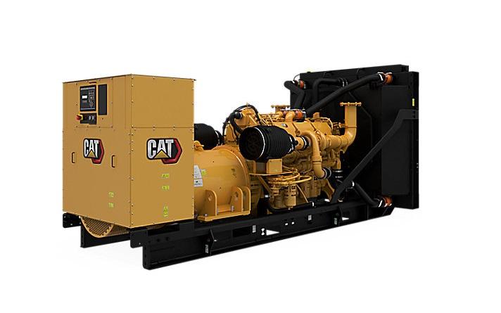 Máy phát điện Cat® C32 (50 HZ) - Phú Thái Cat
