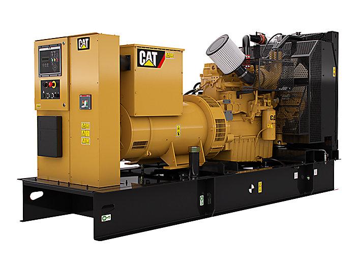 Máy phát điện Cat® C9 (50 HZ) - Phú Thái Cat