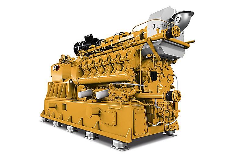Máy phát điện Cat® CG170-12 - Phú Thái Cat