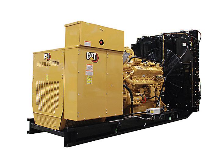 Máy phát điện Cat® G3412 - Phú Thái Cat