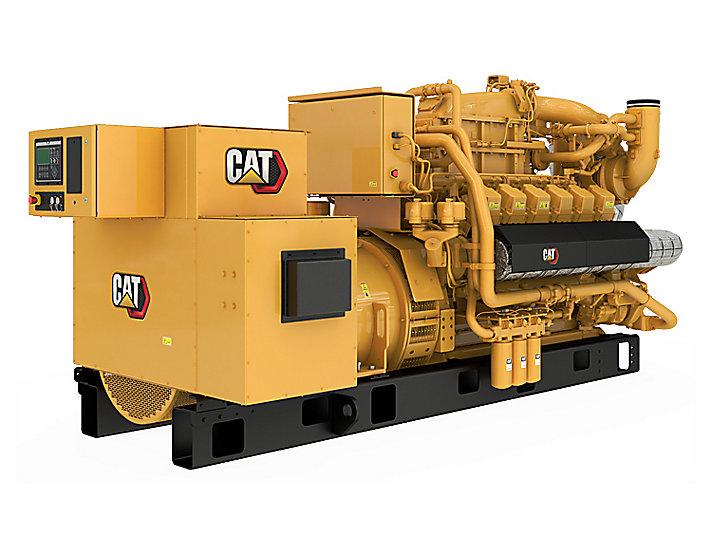 Máy phát điện Cat® G3512E - Phú Thái Cat