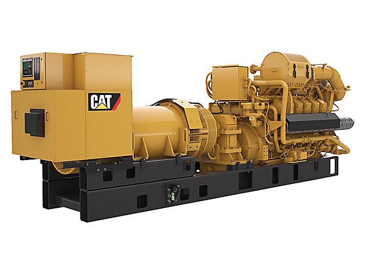 Máy phát điện Cat® G3512H - Phú Thái Cat