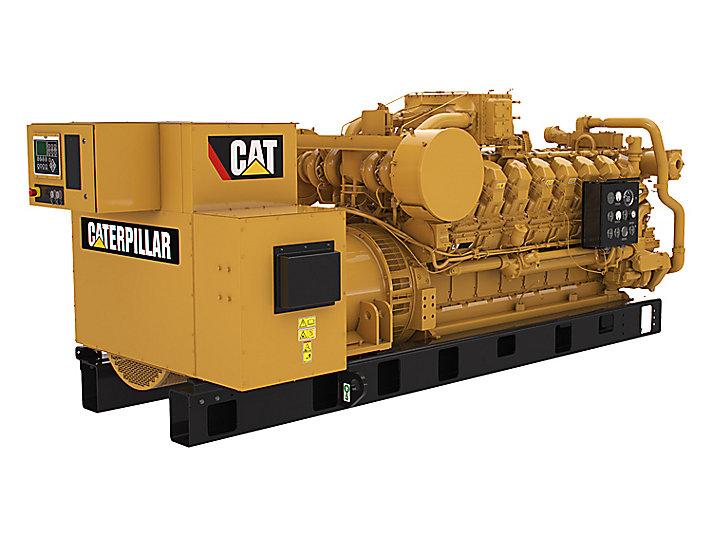 Máy phát điện Cat® G3516A - Phú Thái Cat