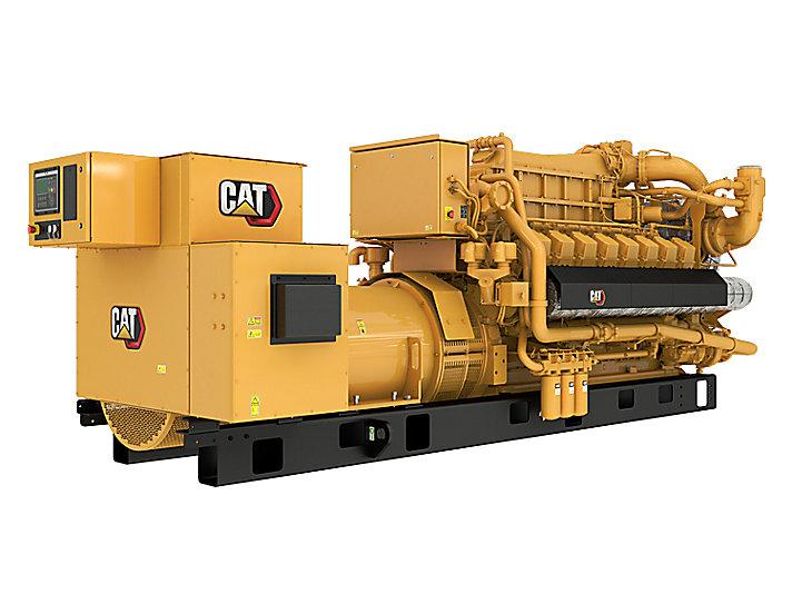 Máy phát điện Cat® G3516C - Phú Thái Cat