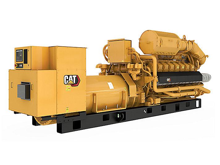 Máy phát điện Cat® G3516H - Phú Thái Cat