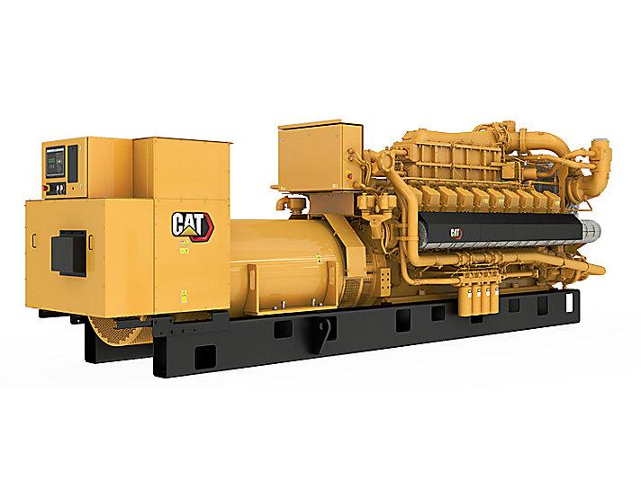 Máy phát điện Cat® G3520C - Phú Thái Cat