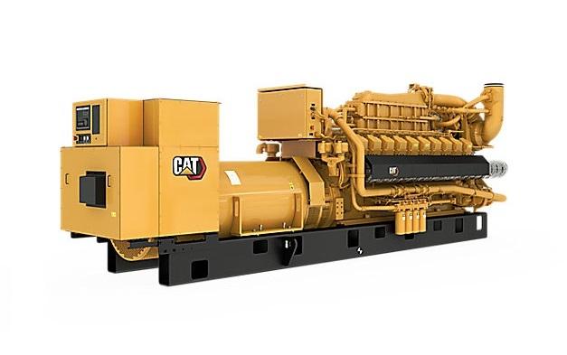 Máy phát điện Cat® G3520E - Phú Thái Cat