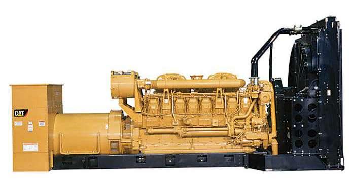 3516A (50 HZ)