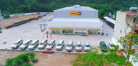 Giới thiệu Trung tâm Hỗ trợ Sản phẩm tại Quang Ninh - Phú Thái Cat