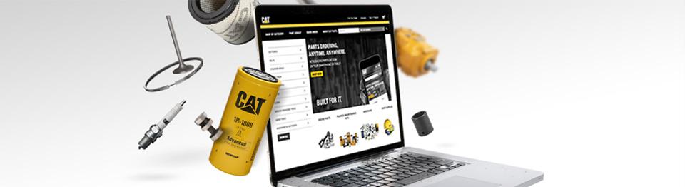 Parts.cat.com - Phú Thái Cat