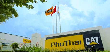 Trung tâm Hỗ trợ sản phẩm tiêu chuẩn '5 sao' - Phú Thái Cat