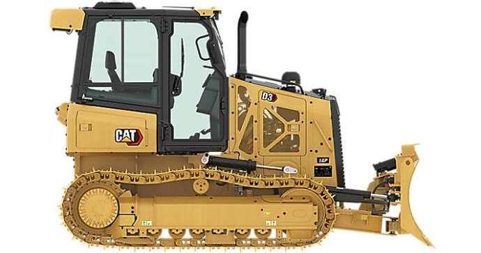 Cat® D3