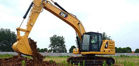 Máy đào CAT® 20 tấn thế hệ mới - Phú Thái Cat