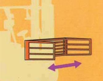 Hệ thống kẹp vuông - Phú Thái Cat