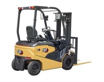 Xe nâng điện Cat® EP10-25(L)CB - Phú Thái Cat