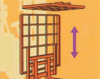 Hệ thống kẹp giữ - Phú Thái Cat