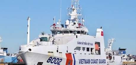 Tàu công vụ - Phú Thái Cat