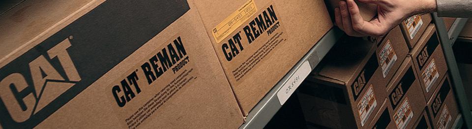 Phụ tùng Reman - Phú Thái Cat