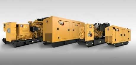 Caterpillar giới thiệu 12 máy phát điện Cat® GC mới - Phú Thái Cat