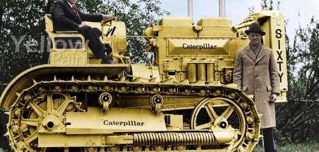 Lịch sử nổi bật của Caterpillar qua các giai đoạn - Phú Thái Cat