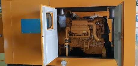 Thùng giảm âm cho máy phát điện thủy - Phú Thái Cat