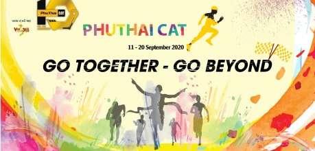 Giải chạy trực tuyến GO TOGETHER - GO BEYOND - Phú Thái Cat