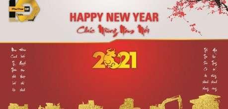 Thông báo nghỉ Tết Tân Sửu 2021 - Phú Thái Cat