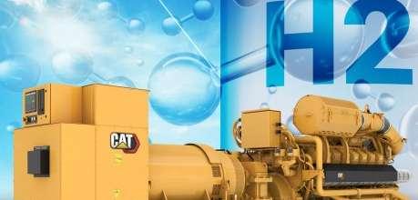 Caterpillar giới thiệu giải pháp Máy phát điện Hydrogen - Phú Thái Cat
