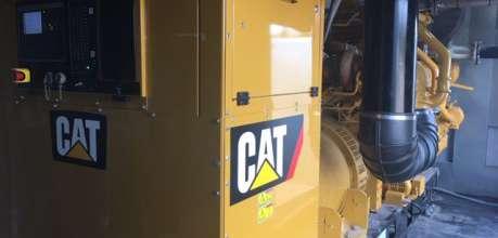 Caterpillar cung cấp máy phát điện LNG 3.2 MW - Phú Thái Cat