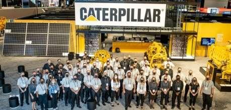 Caterpillar tại triển lãm MINExpo 2021 - NGÀY CUỐI - Phú Thái Cat