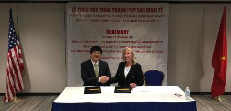 Thỏa thuận hợp tác chiến lược - Phú Thái Cat